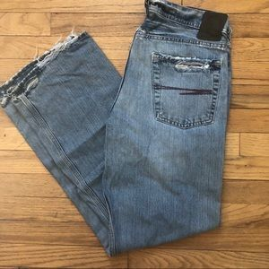 ⬇️55 X2 Denim Laboratory Distressed Jeans 34